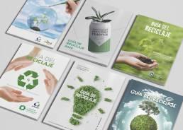 Guias de reciclaje portadas