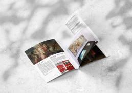 Folleto A5 Tierra de Goya