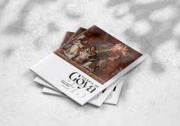 Portadas folleto A5 Tierra de Goya